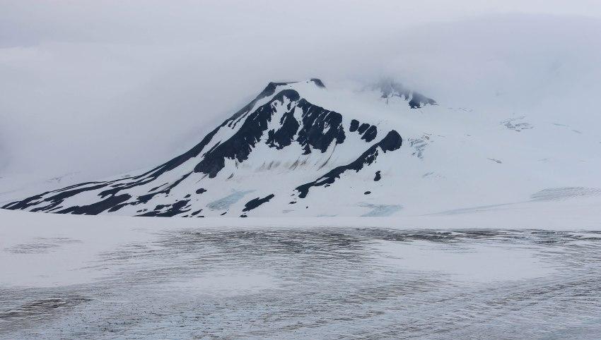 Harding Icefield, Kenai Fjords National Park, Alaska