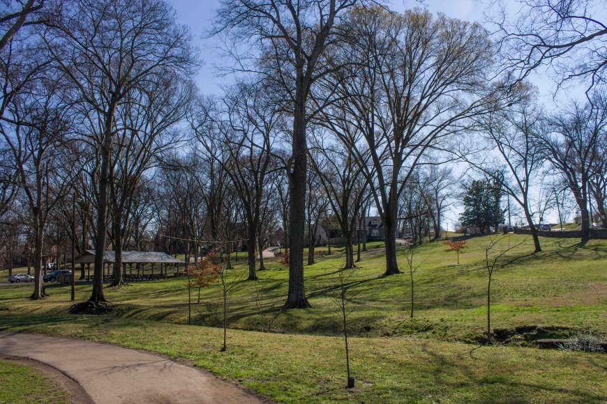 Sevier Park, Nashville, Tennessee