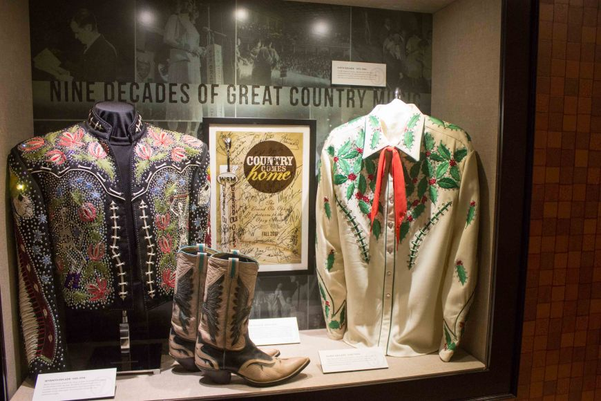 Costumes, Grand Ole Opry, Nashville, Tennessee